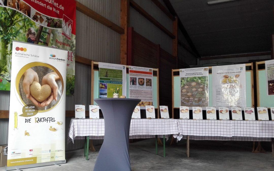 """Landfrauen auf der Messe """"WIR"""" – 04. bis 07. April 2019"""